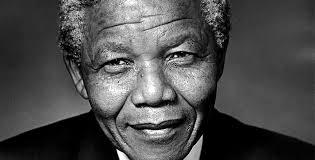Nelson Mandela Retrato