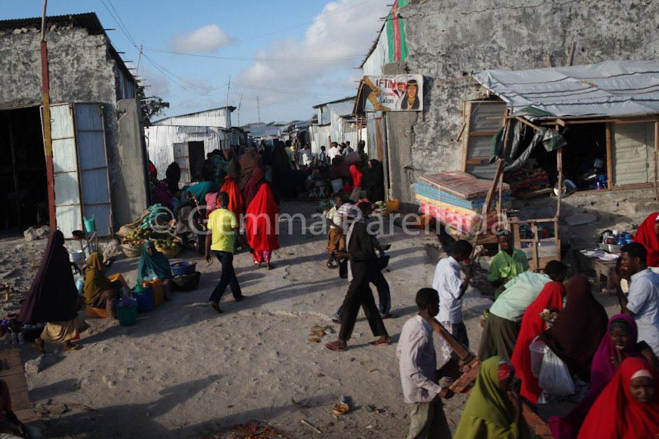 Mogadiscio street