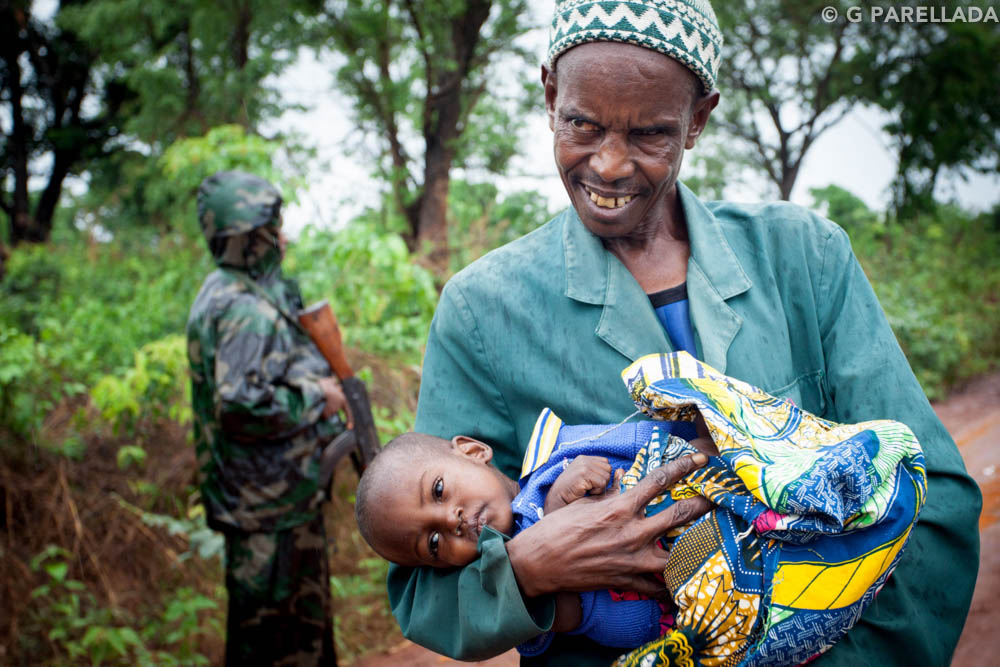 Exodus - enfant malnutrie