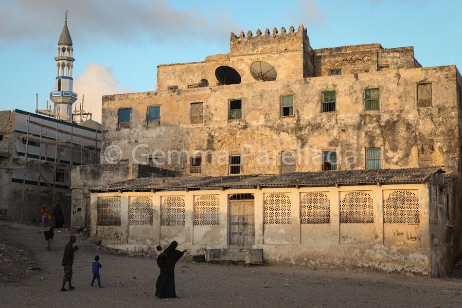 Enigmática Somalia